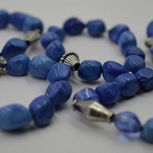 Lapis Howlite Bracelets