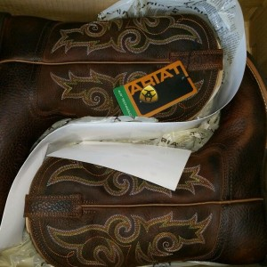 Ariat Rancher